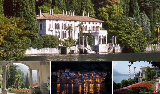Villa Monastero Como lake